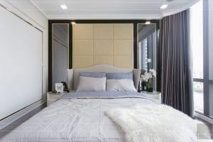 thiết kế thi công nội thất đẹp - phòng ngủ 9
