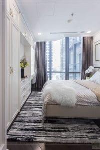 thiết kế thi công nội thất đẹp - phòng ngủ 6