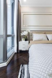 thiết kế thi công nội thất đẹp - phòng ngủ 5