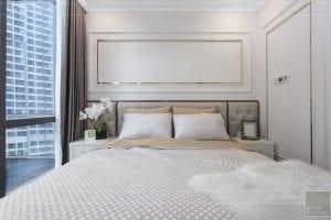 thiết kế thi công nội thất đẹp - phòng ngủ 3