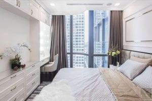 thiết kế thi công nội thất đẹp - phòng ngủ 1