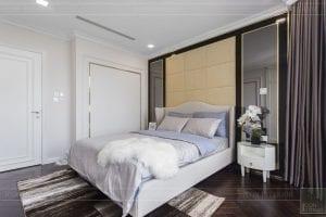 thiết kế thi công nội thất đẹp - phòng ngủ 8