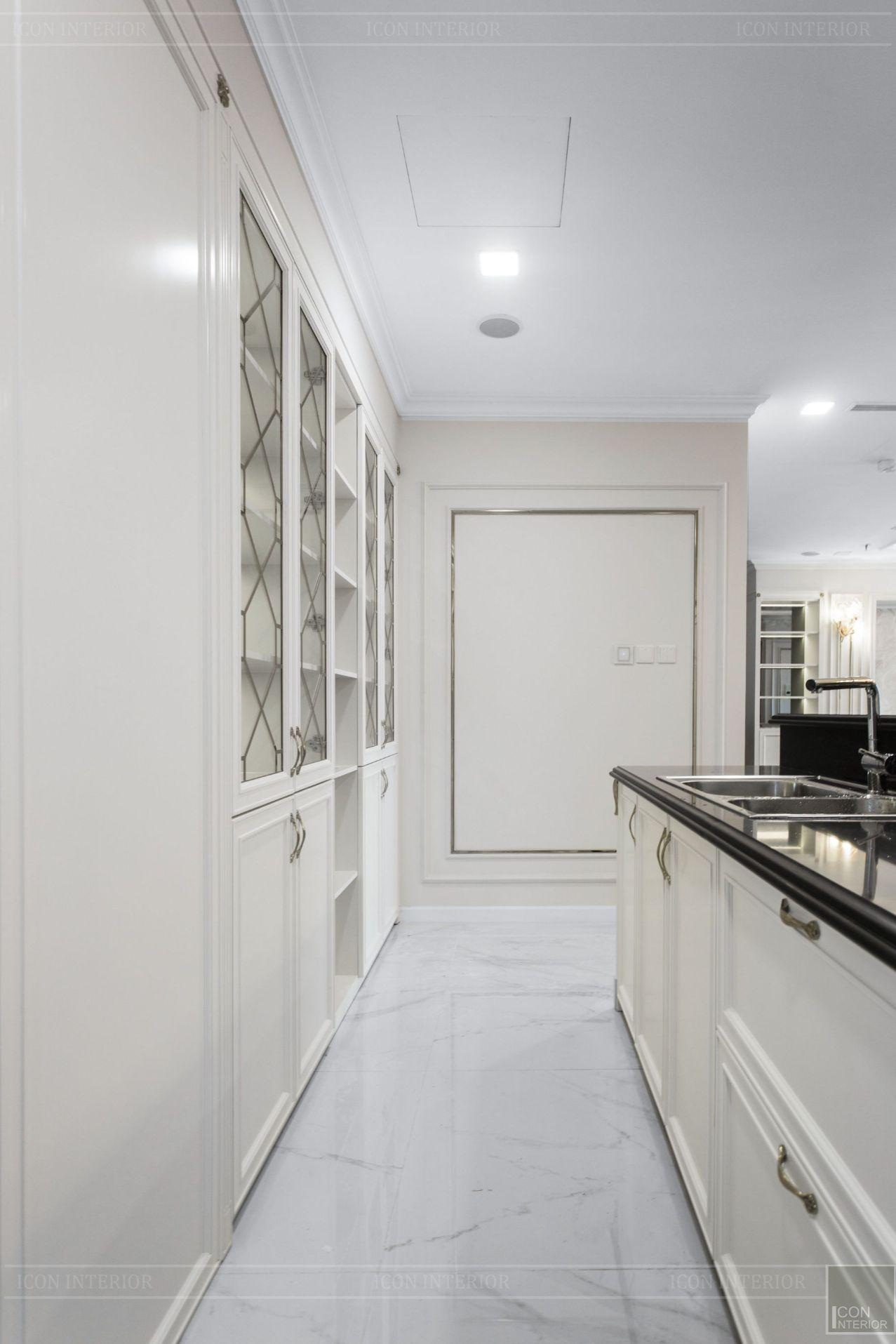 thiết kế thi công nội thất đẹp - phòng bếp