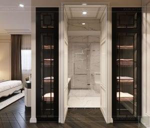 tư vấn thiết kế nội thất biệt thự lavilla green city - phòng ngủ nhỏ 5