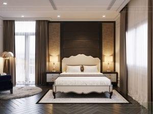 tư vấn thiết kế nội thất biệt thự lavilla green city - phòng ngủ nhỏ 7