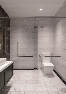 tư vấn thiết kế nội thất biệt thự lavilla green city - phòng tắm 3