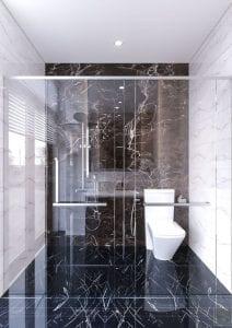 tư vấn thiết kế nội thất biệt thự lavilla green city - phòng tắm 5