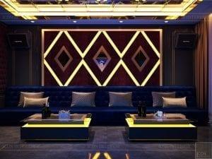 tư vấn thiết kế nội thất biệt thự lavilla - phòng karaoke 2