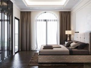 tư vấn thiết kế nội thất biệt thự lavilla - phòng ngủ nhỏ 12