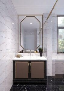 tư vấn thiết kế nội thất biệt thự lavilla - phòng tắm 5