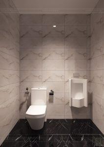tư vấn thiết kế nội thất biệt thự lavilla green city - phòng tắm 2