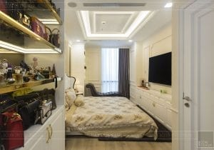 căn hộ 3 phòng ngủ landmark 81 - phòng ngủ master 2
