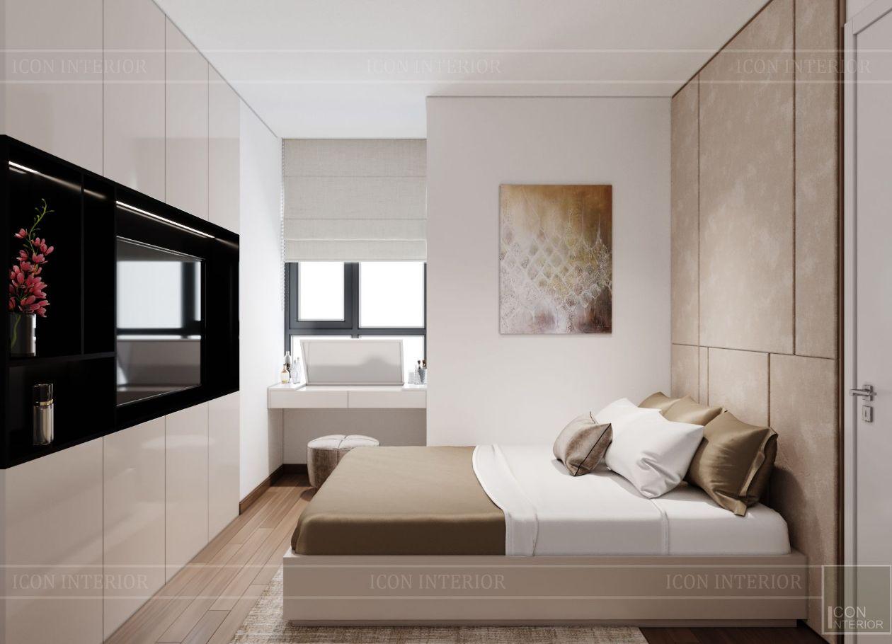 thiết kế nội thất căn hộ saigonmia 2