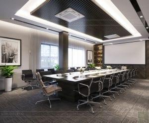 thiết kế nội thất văn phòng hiện đại 7