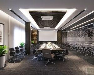 thiết kế nội thất văn phòng hiện đại 8