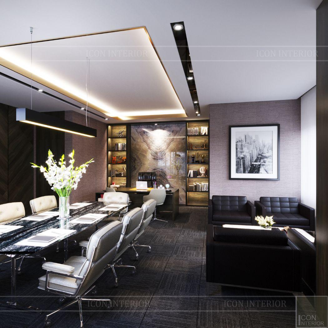 thiết kế nội thất văn phòng hiện đại 21