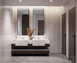 thiết kế nội thất văn phòng hiện đại 26