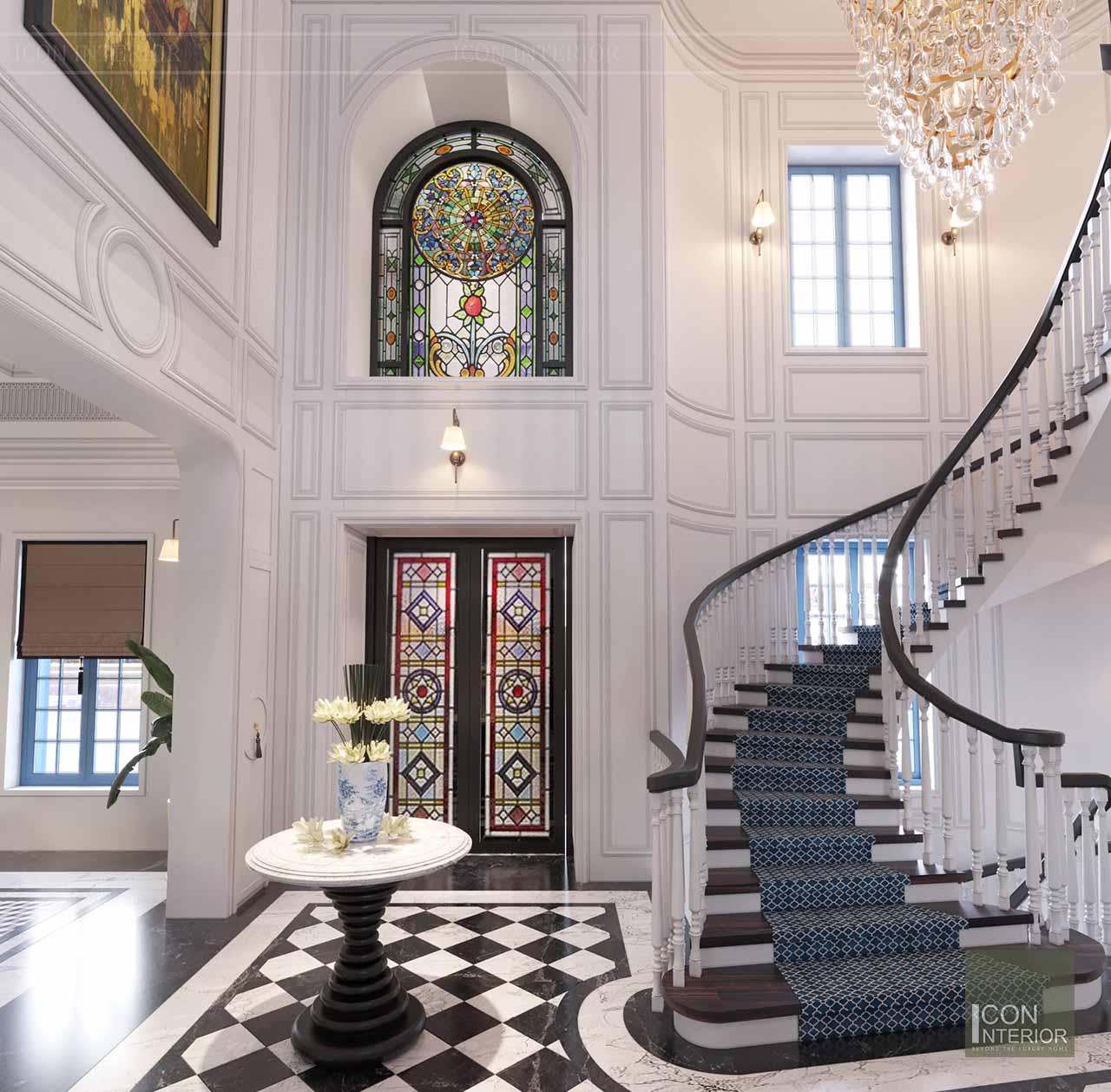 art nouveau trong kiến trúc