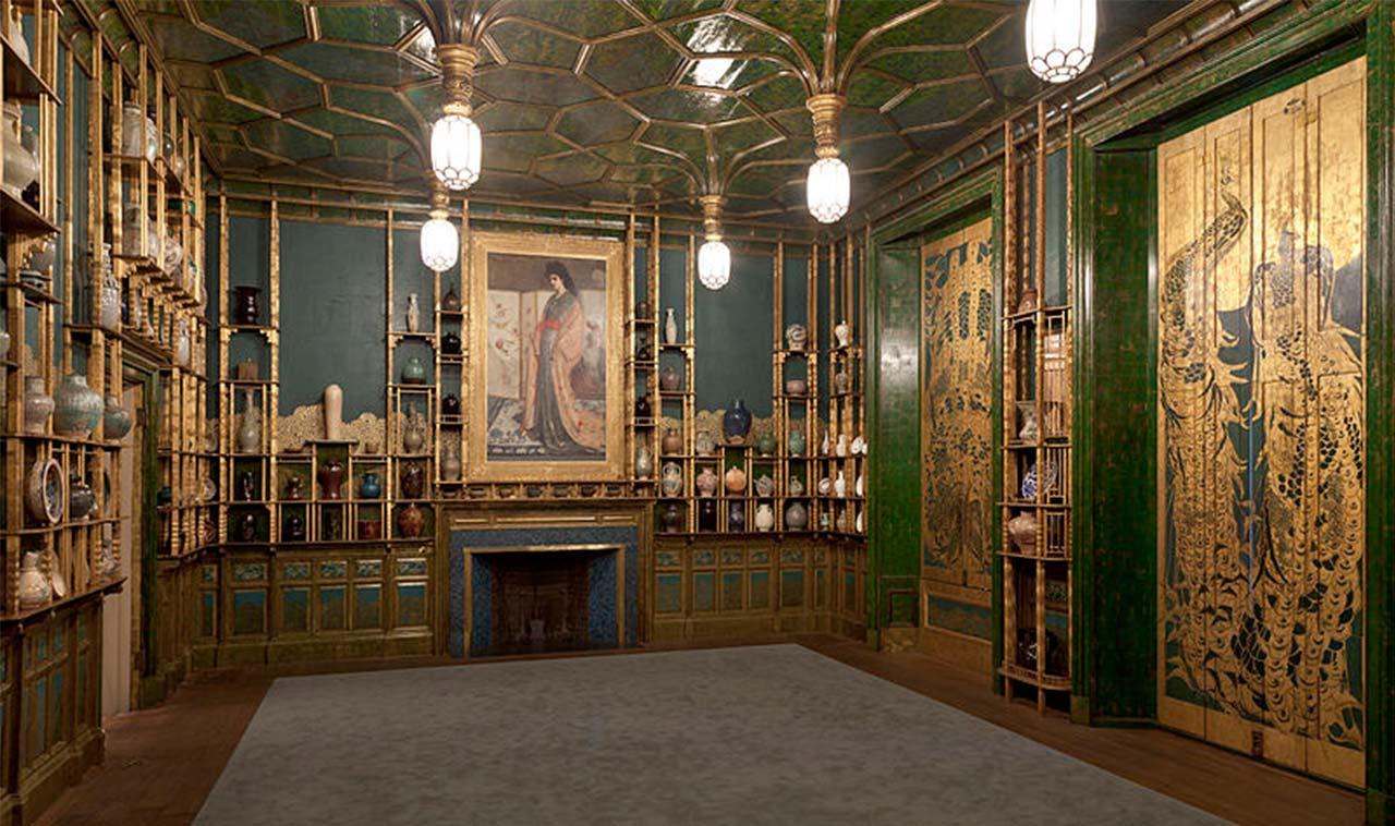 phong cách art nouveau là gì