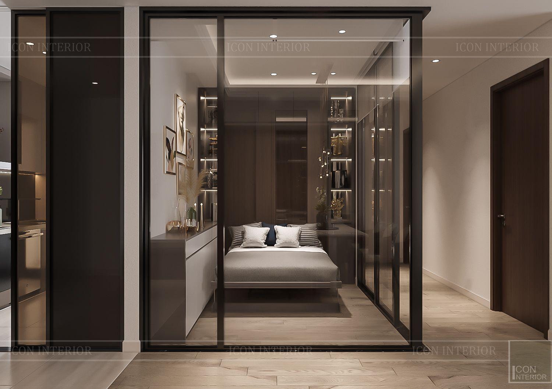 Phòng ngủ đa năng Hà Đô Centrosa tòa Iris 4