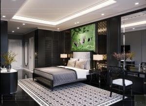 Thiết kế nội thất căn hộ Studio Masteri Millenium