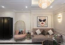 Hình ảnh thực tế căn hộ chung cư diện tích nhỏ - 6