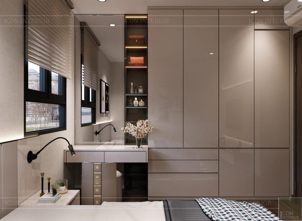 Thiết kế nội thất thông mình cho căn hộ nhỏ CityLand ParkHills - 5