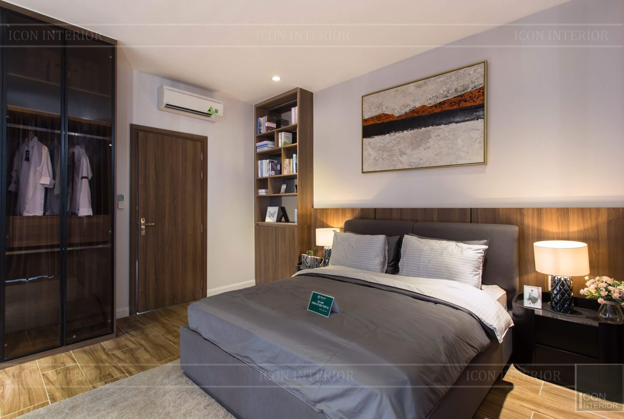 Thiết kế thi công biệt thự - nội thất phòng ngủ 2