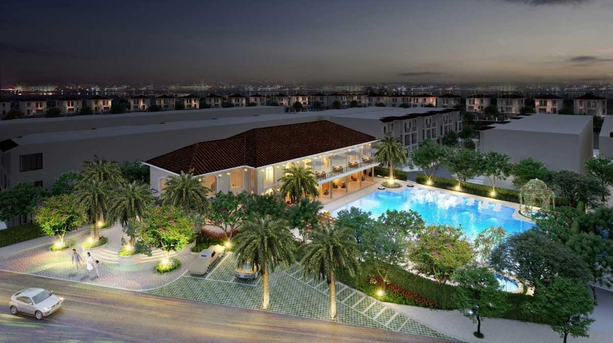 Dự án căn hộ Senturia Bình Chánh 4