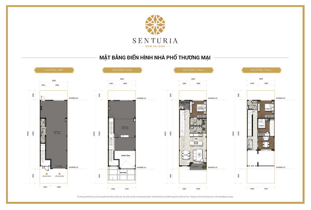 Dự án căn hộ Senturia Bình Chánh 5