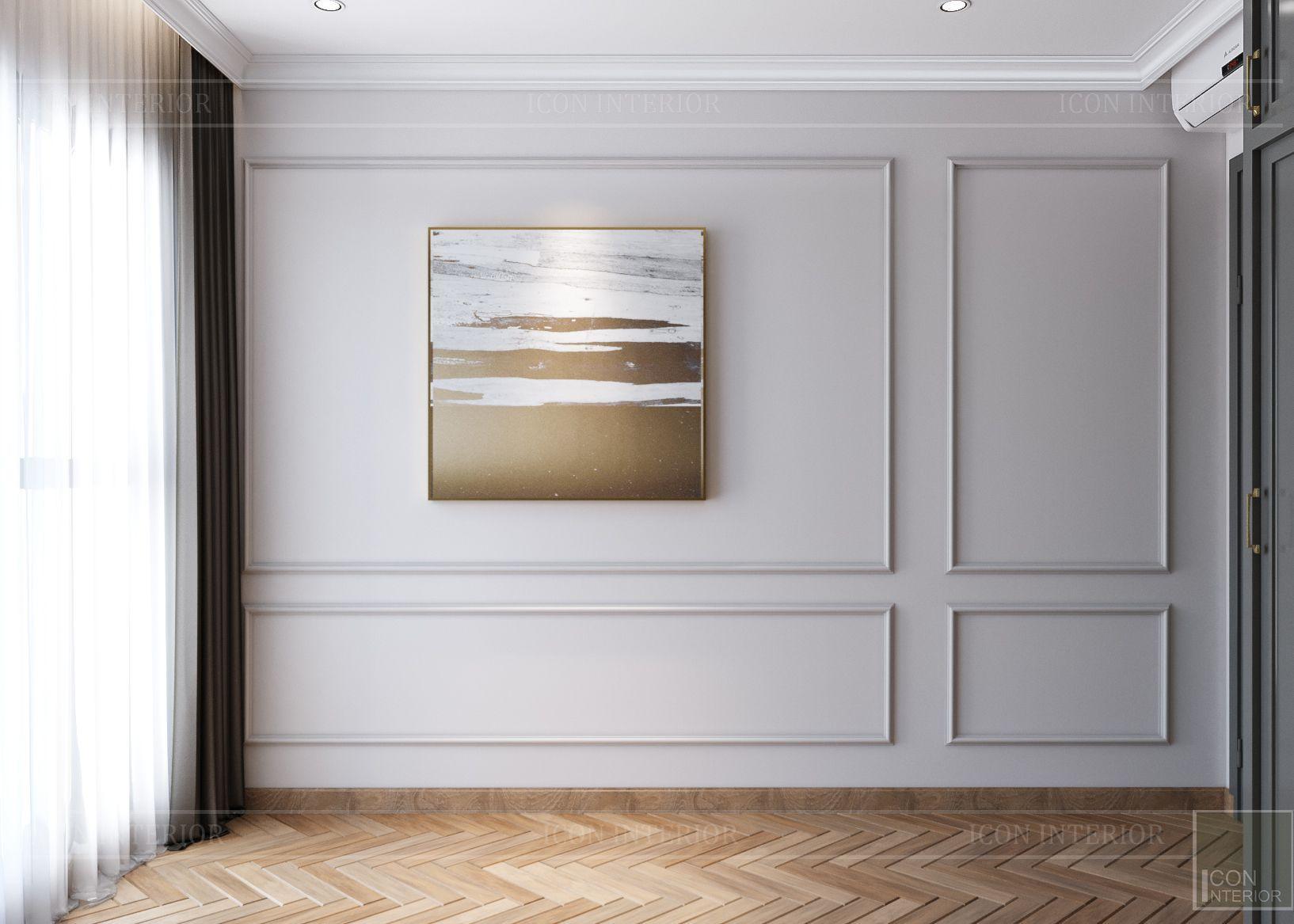 Thiết kế nội thất căn hộ Feliz En Vista - phòng đa năng 4
