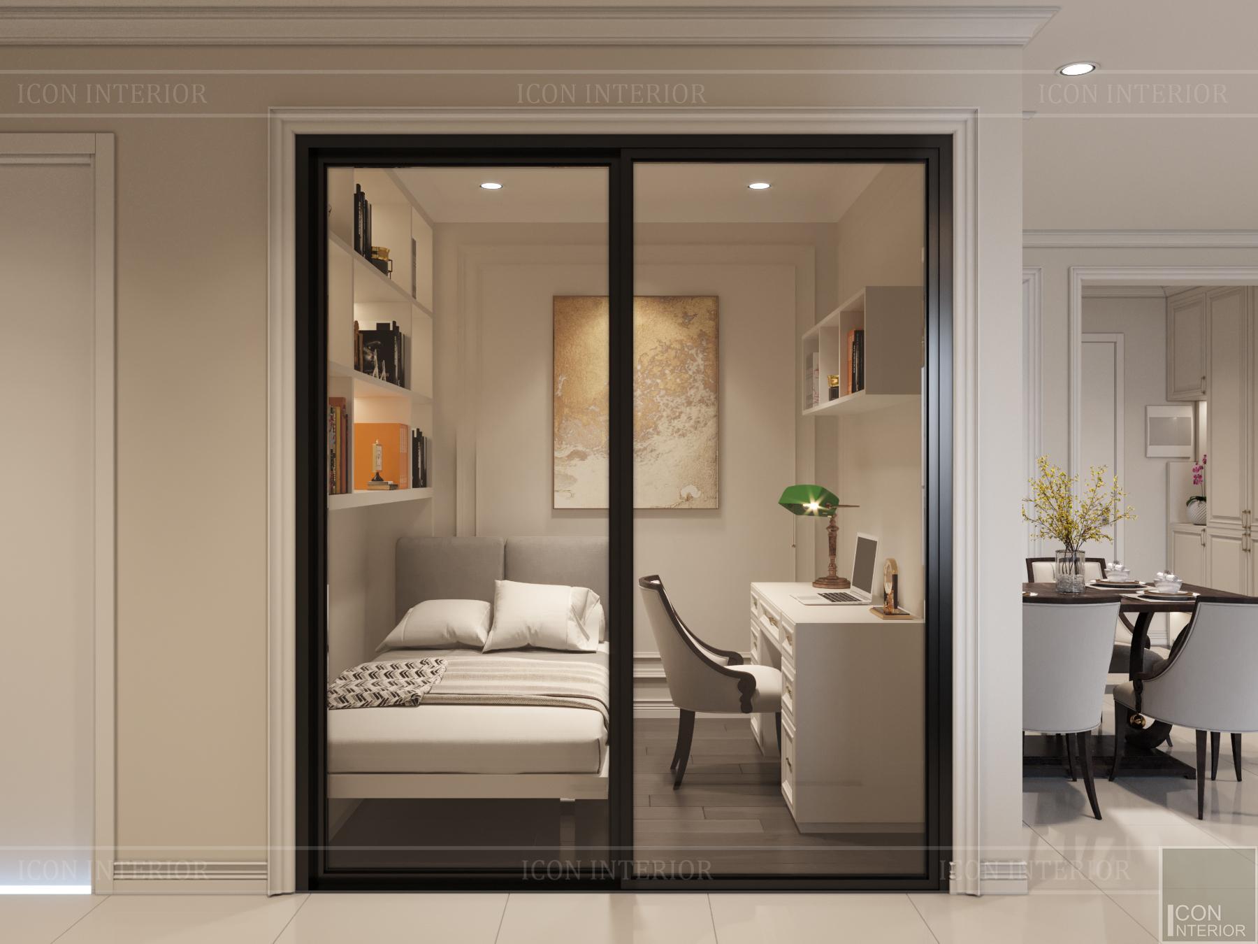 thiết kế nội thất hado centrosa - phòng đa năng 2