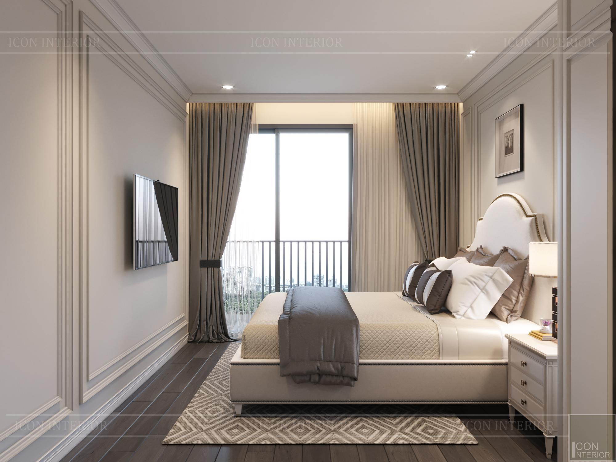 thiết kế nội thất hado centrosa - phòng ngủ