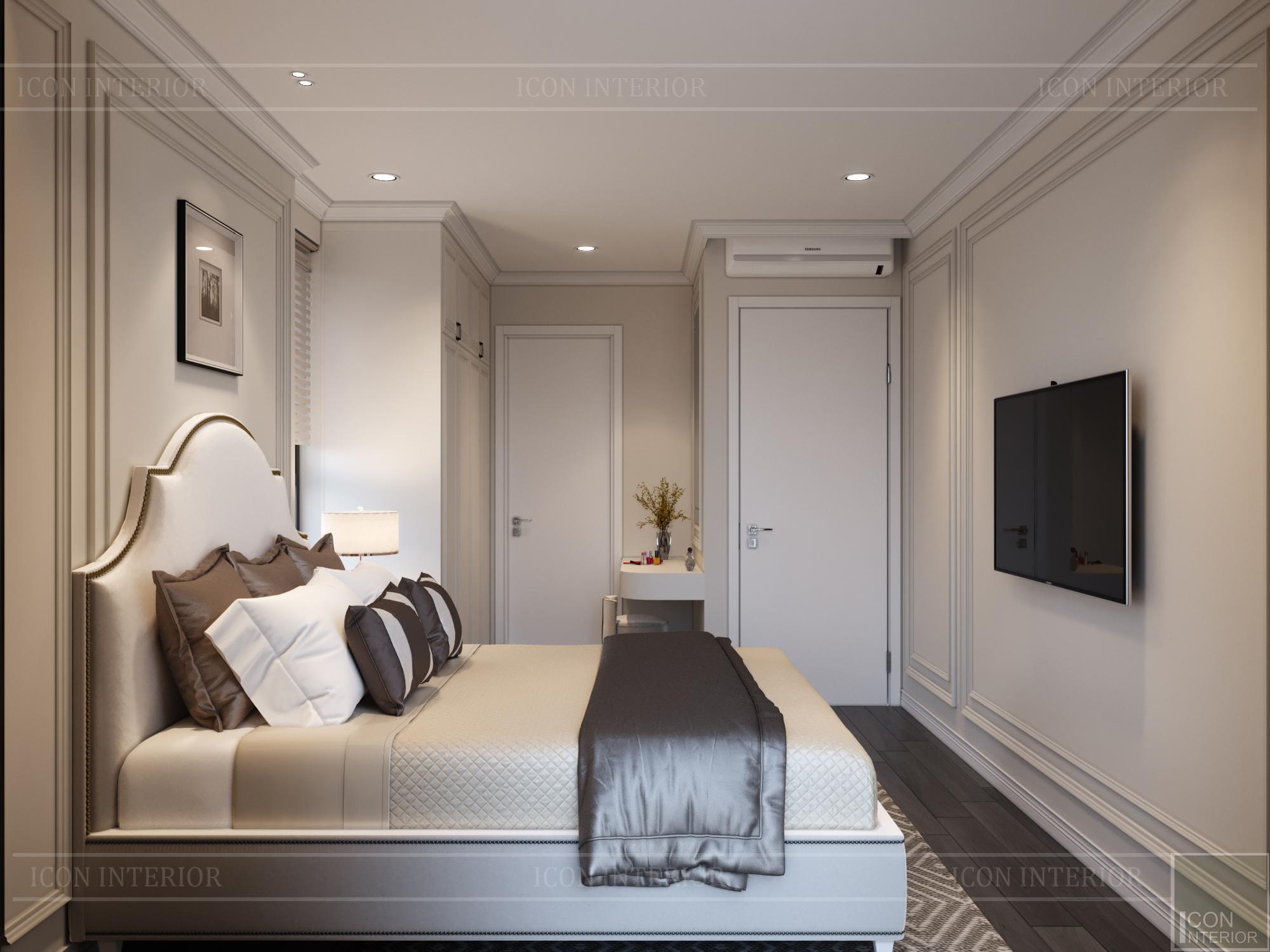 thiết kế nội thất hado centrosa - phòng ngủ đẹp