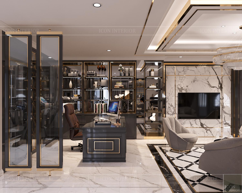 Ý tưởng thiết kế nội thất nhà phố