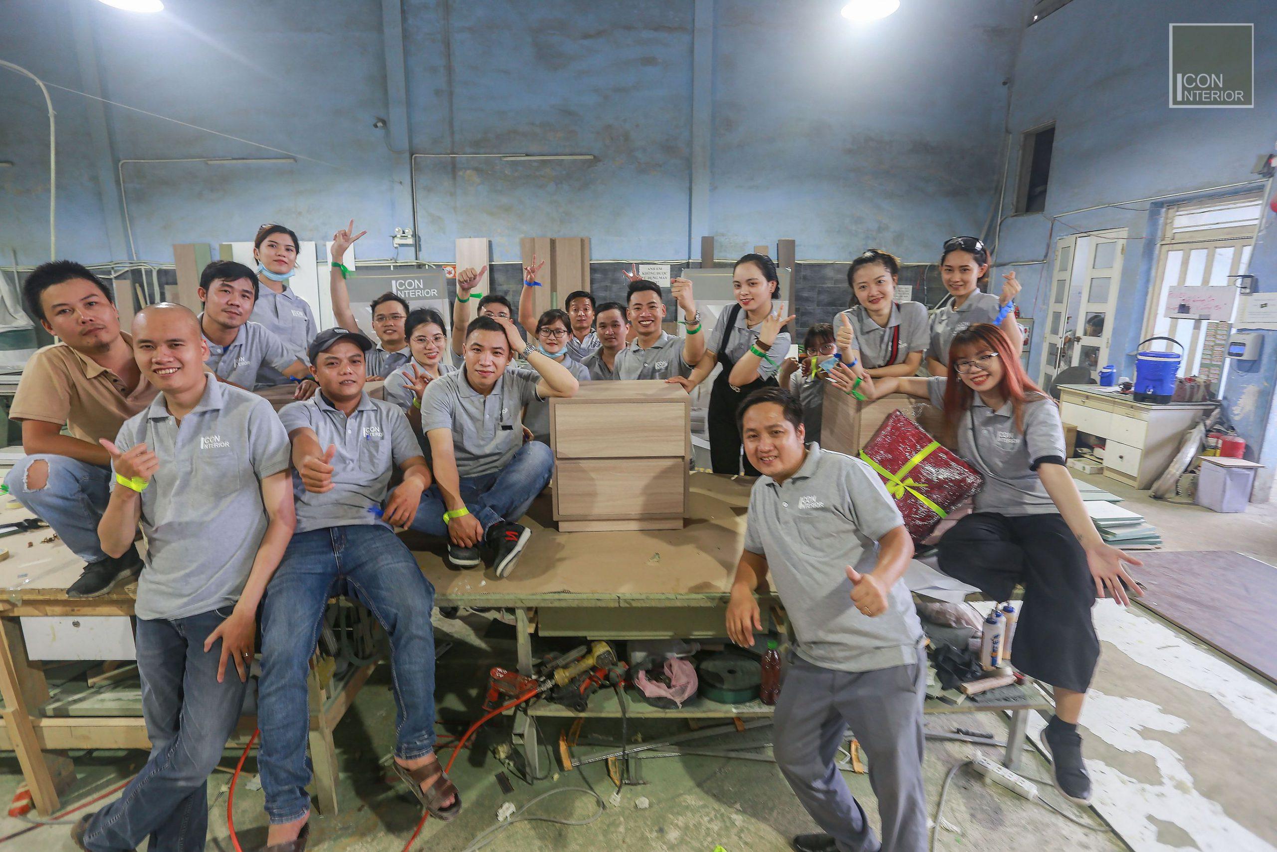 Một ngày trải nghiệm tại Xưởng sản xuất 11
