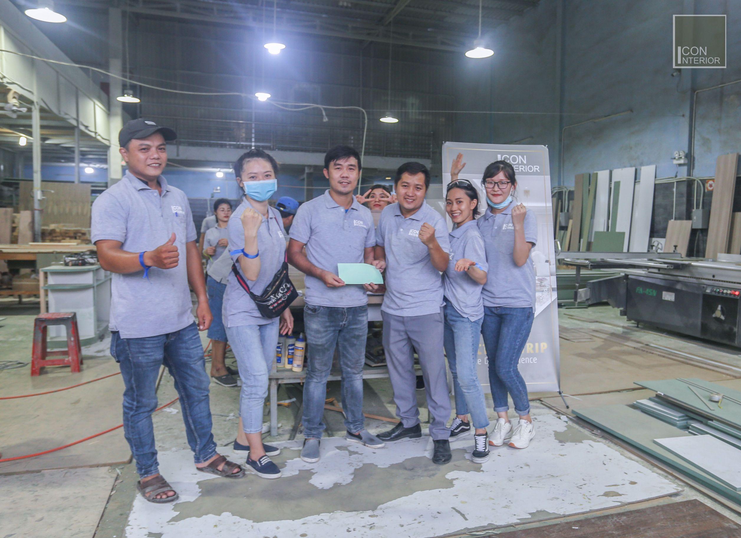 Một ngày trải nghiệm tại Xưởng sản xuất 12