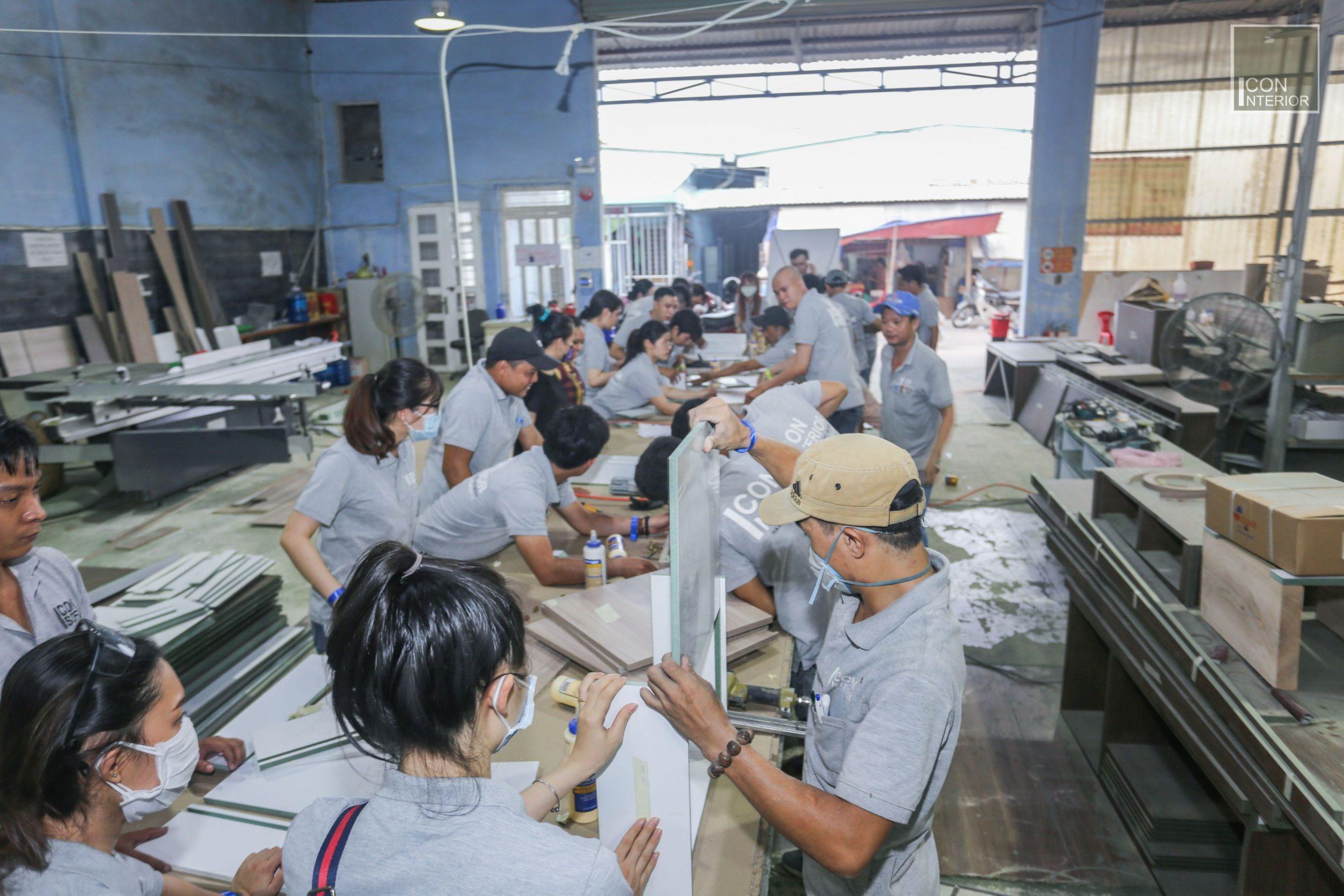 Một ngày trải nghiệm tại Xưởng sản xuất 5