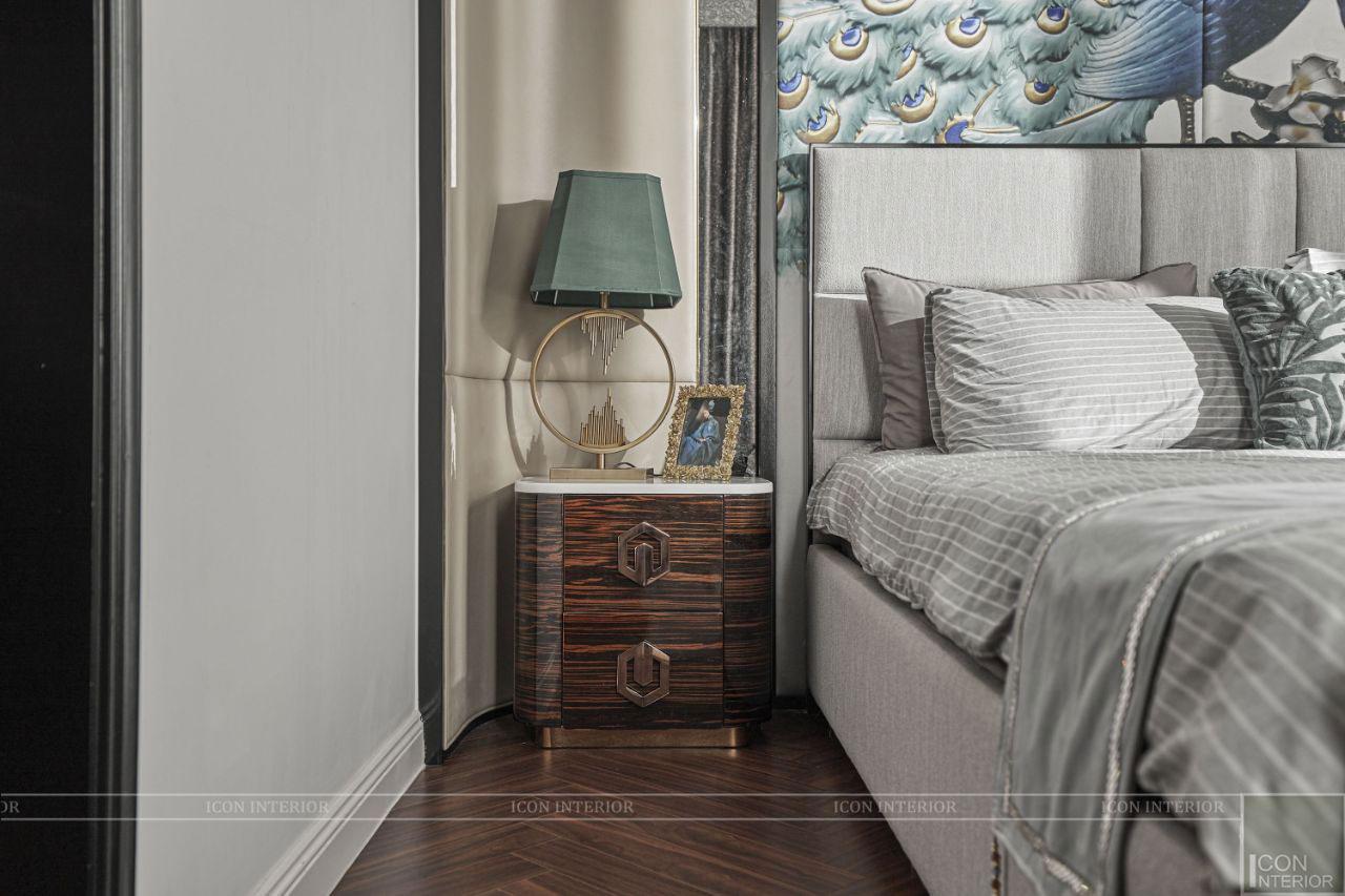 nội thất phòng ngủ biệt thự West Lakes Golf & Villas