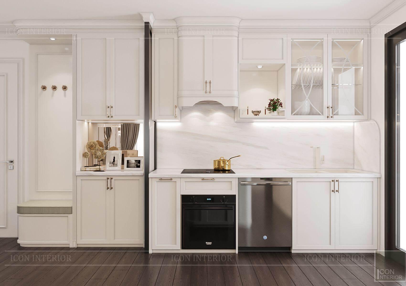 Hado Centrosa - Ms. Yến - hệ tủ bếp