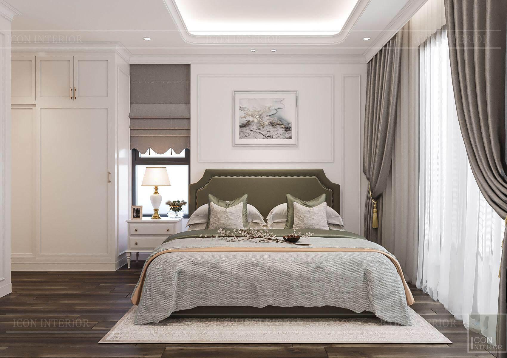 Hado Centrosa - Ms. Yến - vách đầu giường