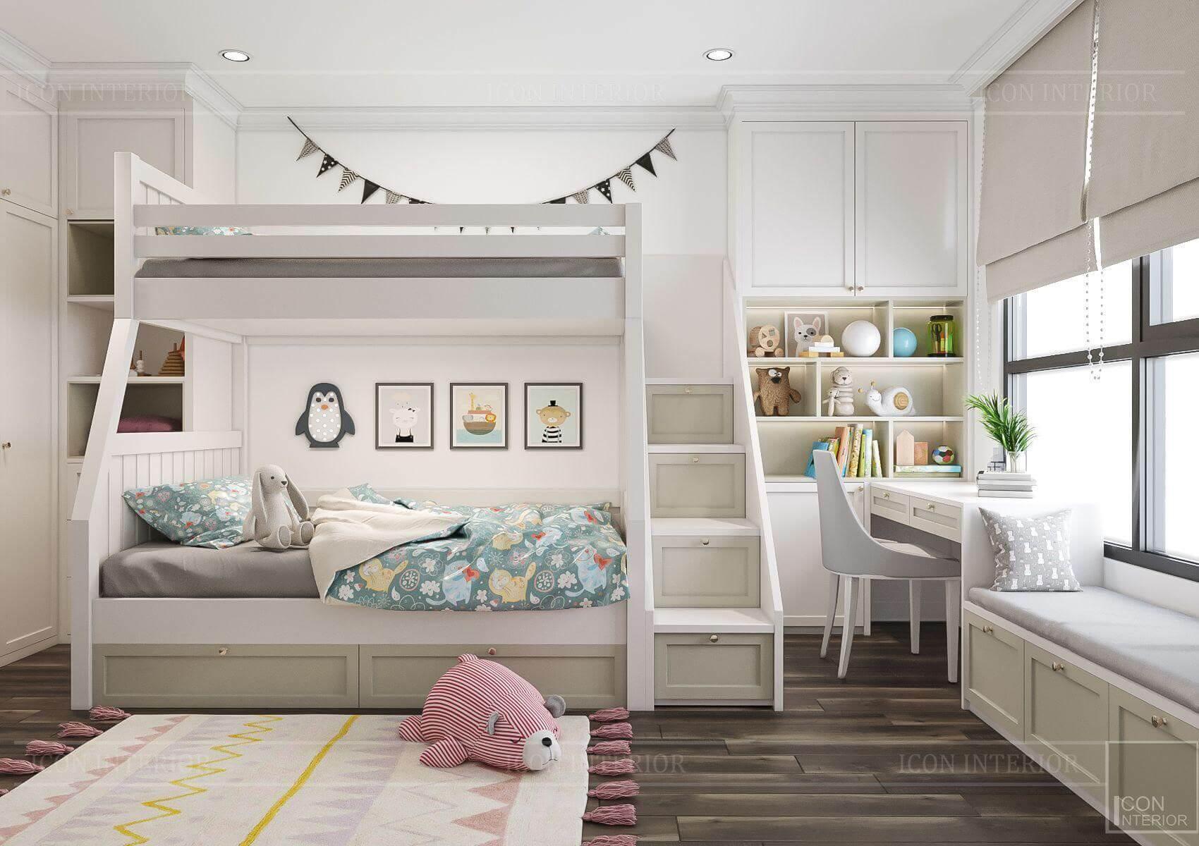 Hado Centrosa - Ms. Yến - phòng ngủ trẻ em