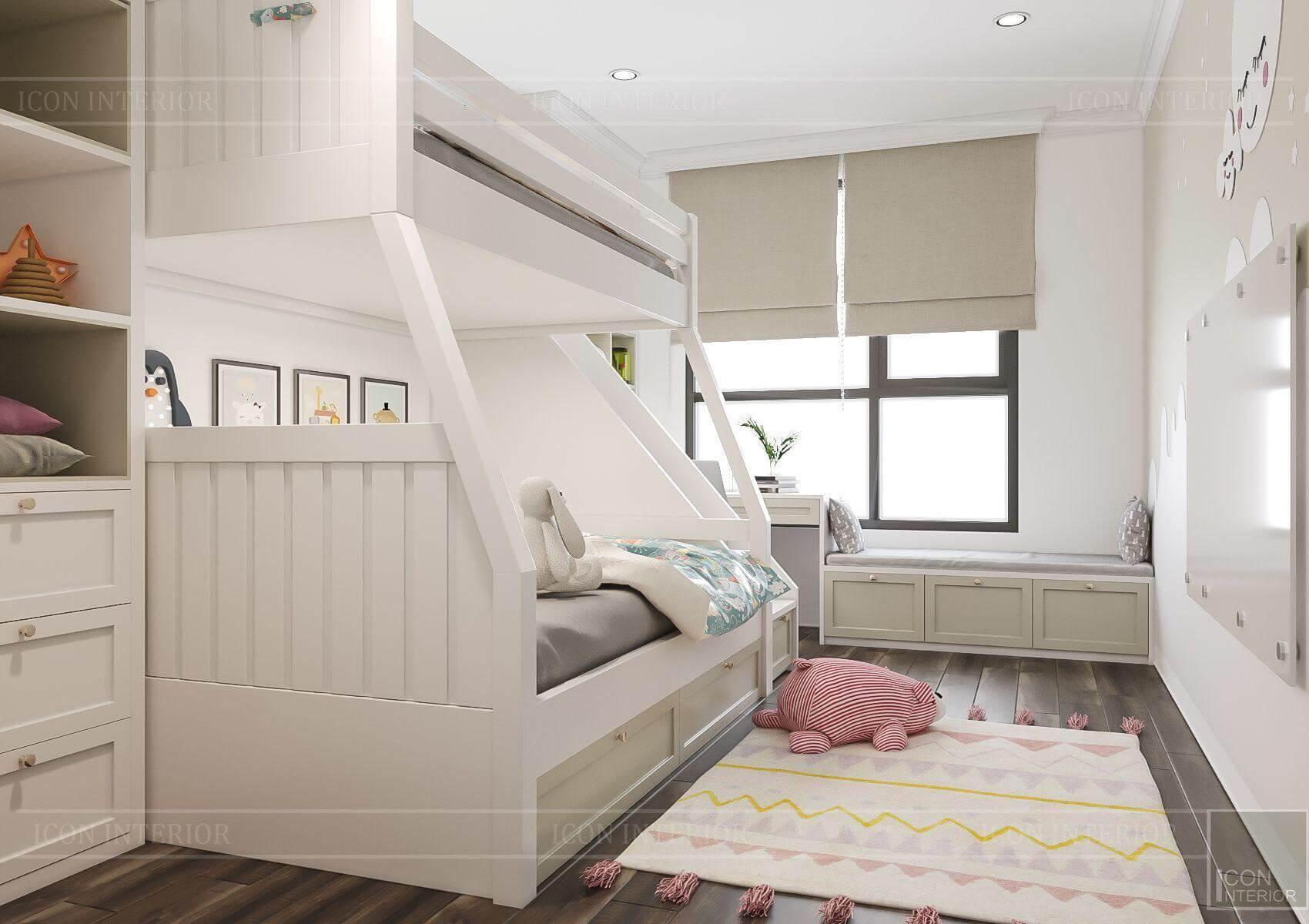 Hado Centrosa - Ms. Yến - phòng ngủ nhỏ