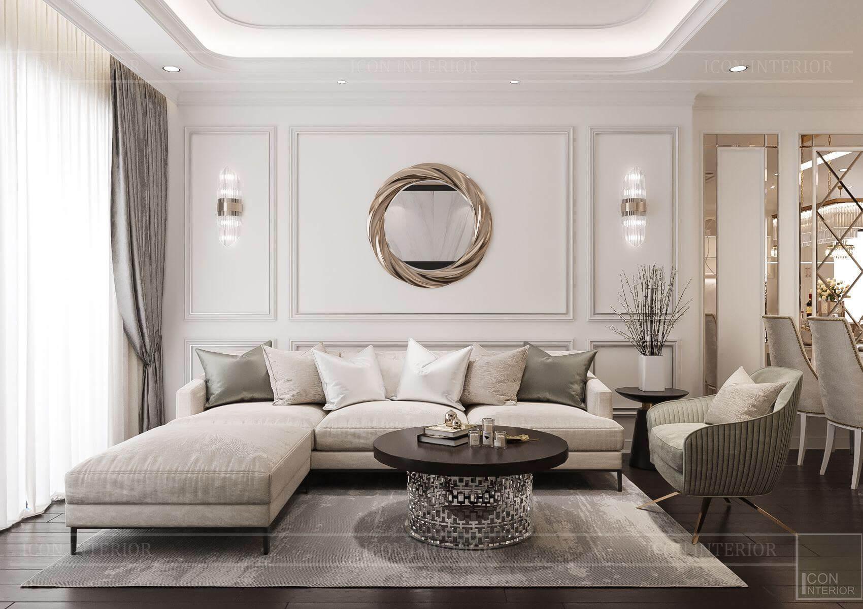 Hado Centrosa - Ms. Yến - sofa phòng khách