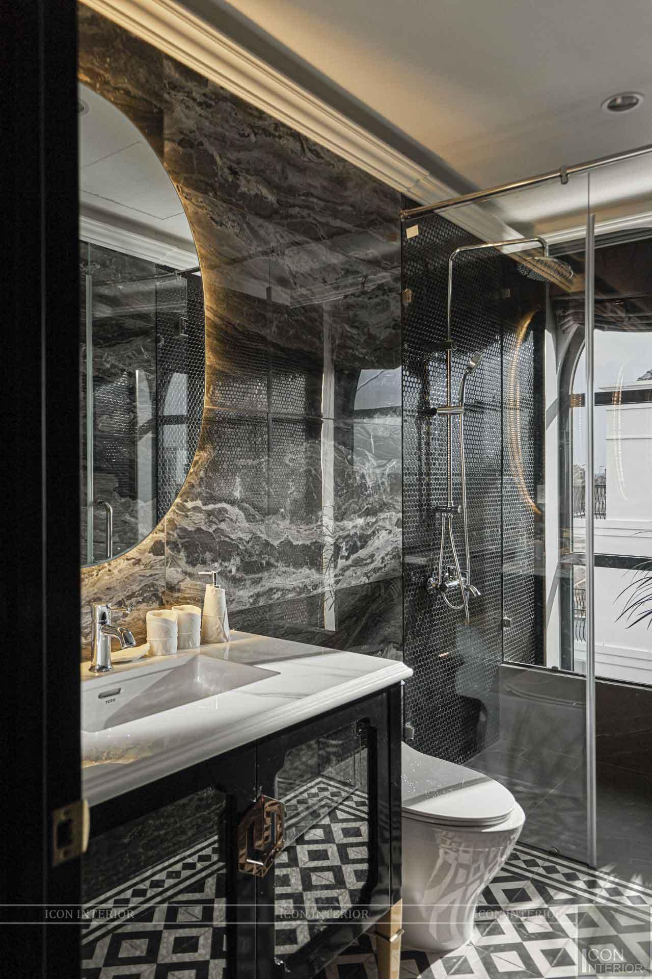 đá tự nhiên ốp nhà tắm đẹp