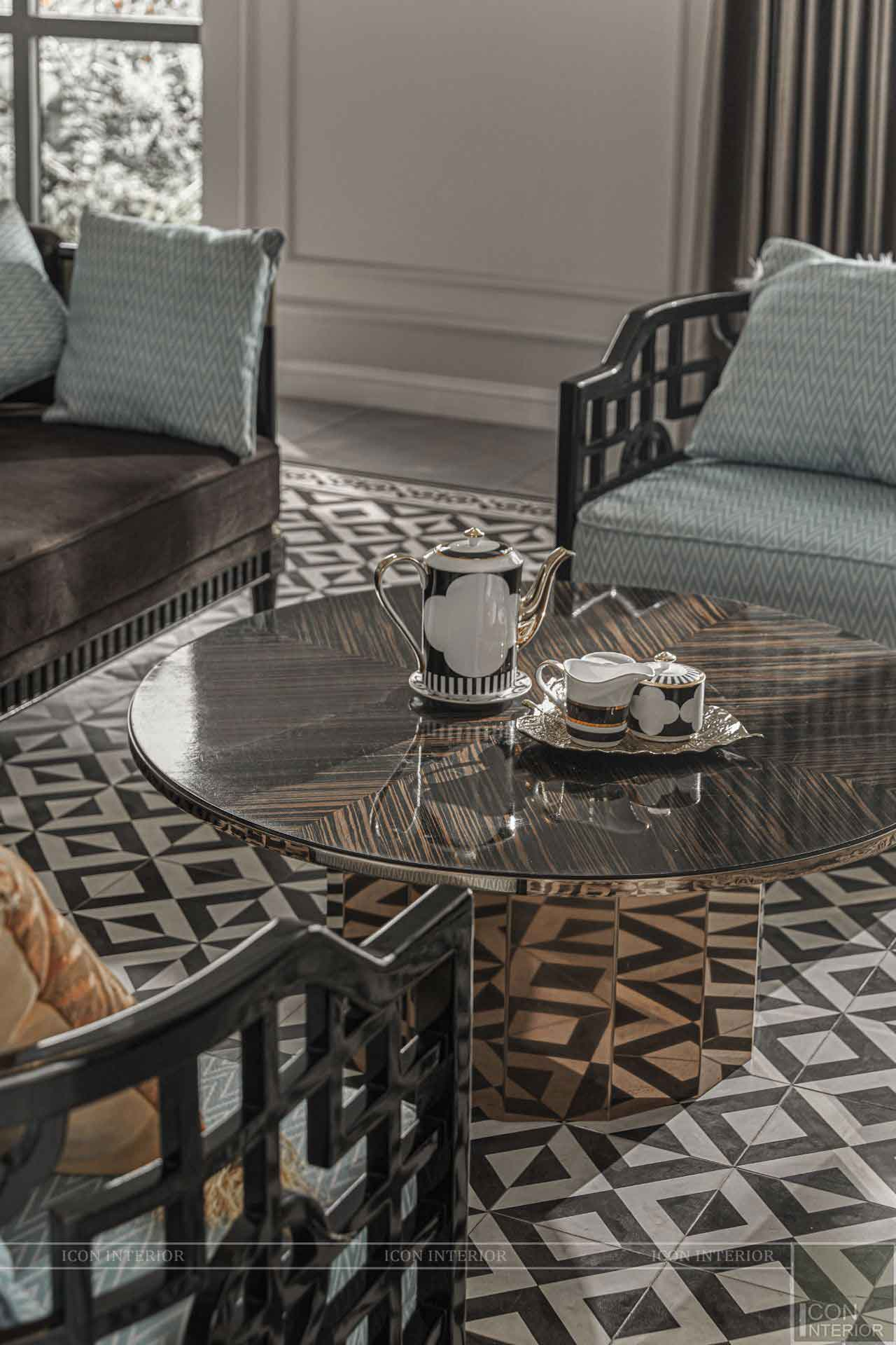 bộ sofa biệt thự West Lakes Golf & Villas