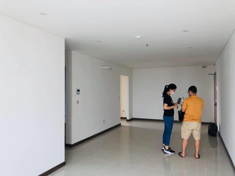 Khảo sát căn hộ chung cư