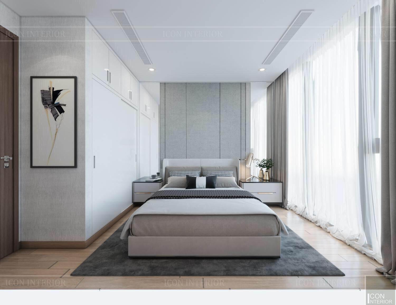 Thiết kế nội thất căn hộ Vinhomes BaSon Ms.TINA - phòng ngủ trẻ em