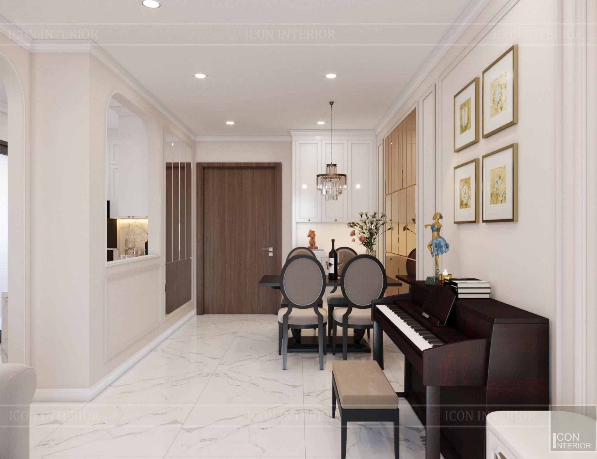 Thiết kế nội thất Feliz En Vista 1 phòng ngủ
