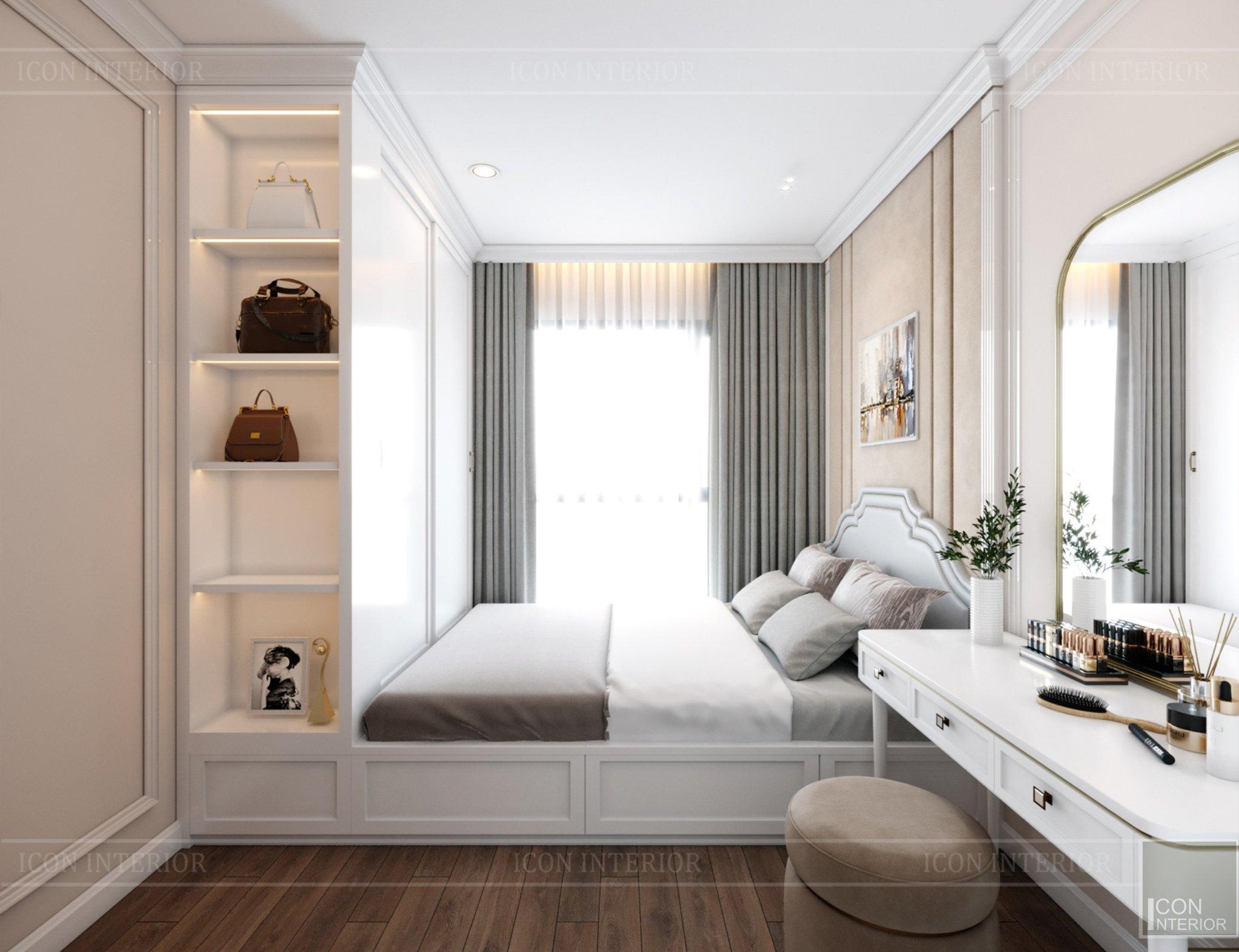 Feliz En Vista tòa Cruz C.27.08 - Thiết kế phòng ngủ